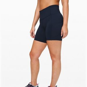 Lululemon Fast and Free 6 in Spandex EUC